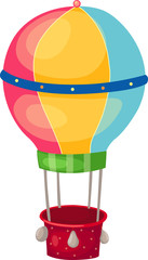 illustration of isolated balloon vector