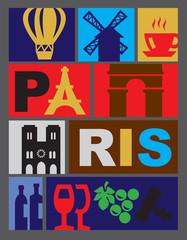vector Paris