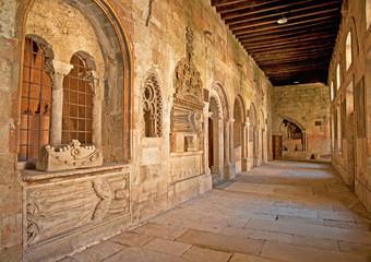 Cloister of Salamanca, Spain