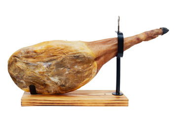 Spanish iberian ham