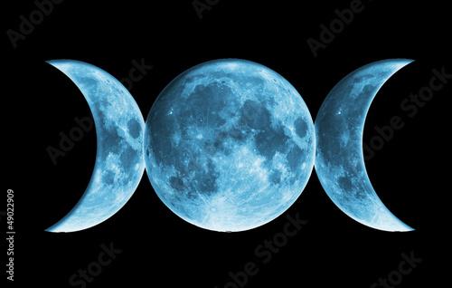 Голубая луна книга скачать