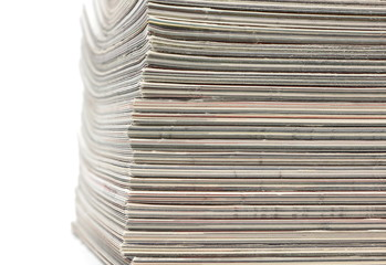 Pila di riviste - Stack of magazines