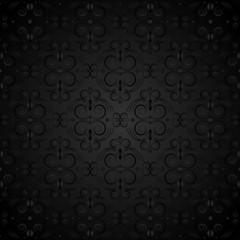 Fototapeta Czarna tekstura na czarnym tle obraz