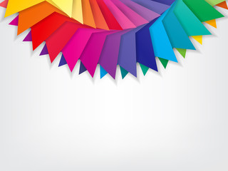 Colorful Business Background