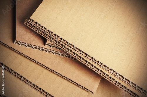 carton ondul gros plan mat riaux d 39 emballage photo libre de droits sur la banque d 39 images. Black Bedroom Furniture Sets. Home Design Ideas