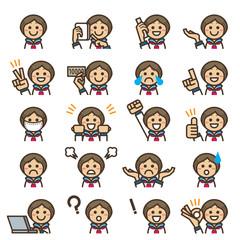 世代 女性 中学生