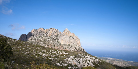 Pentadaktylos peninsula