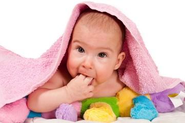 Little baby girl
