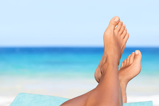 Vacation holidays relaxing concept
