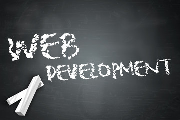 "Blackboard ""Web Development"""