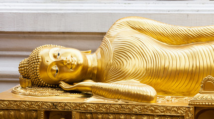 Thai Buddha Golden