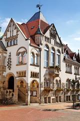 Rathaus Wunstorf, Deutschland
