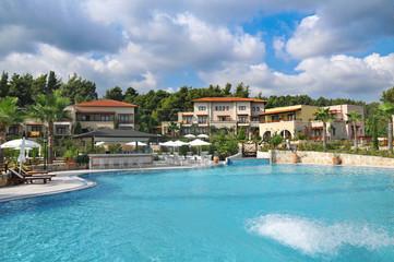 Luxury hotels in Greece