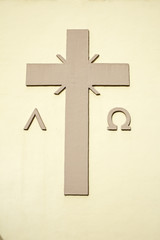 Cross and lyrics