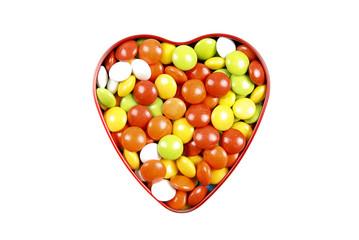 Heart Shape candy box