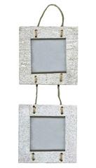 frames isolated on white background