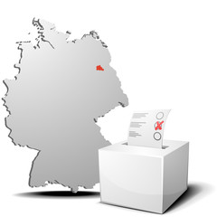 vote germany berlin