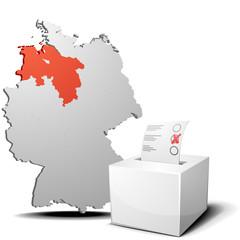 vote germany Lower Saxony
