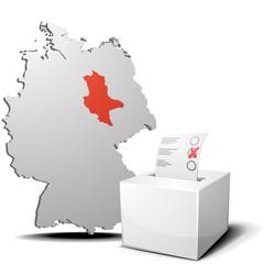 vote germany saxony-anhalt