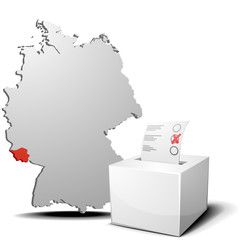 vote germany Saarland