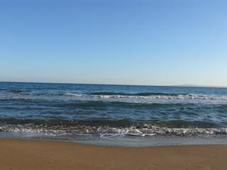 Urlaub am Meer mit Sandstrand