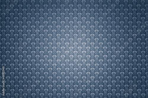 retro tapete dunkelblau textur hintergrund stockfotos. Black Bedroom Furniture Sets. Home Design Ideas