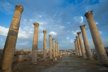 City of Jerash, Jordan