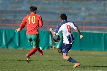 Calcio.Dribbling