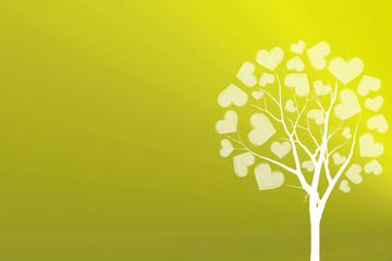 drzewko miłości