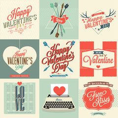 9 Happy valentines day card