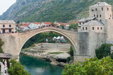 Old bridge in Mostar, Bosnia