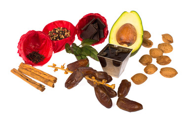 Aphrodisiac ingredients