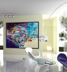 Private Lounge Area (focused)