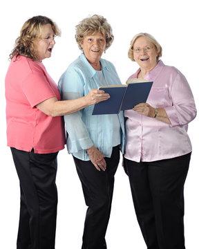 Senior Women Sing