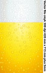 00406_Beer Bubbles_Bier Blasen