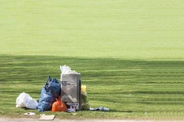 Müll Verschmutzung © Matthias Buehner