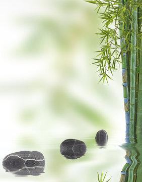 concept nature détente bien-être relaxation