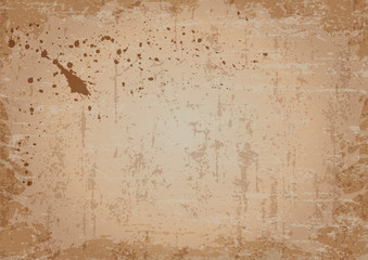 dirty vector grunge background