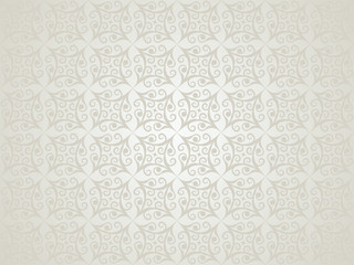 Seamless background with decorative pattern