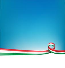 background Italian flag