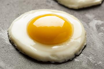 Organic Sunnyside up Egg