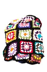quilt made cross stitch