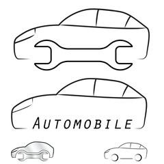 Wall Mural - Auto - Logo, Symbol