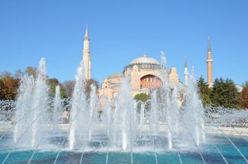 Достопримечательности Стамбула, музей Айя София
