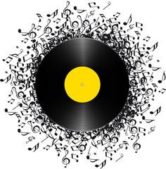Vinyle_Notes