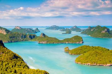 AngThong Marine National Park Viewpoint