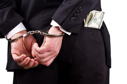 white collar corruption