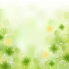 バックグラウンド 背景 グリーン 新緑