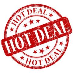 hot deal stamp