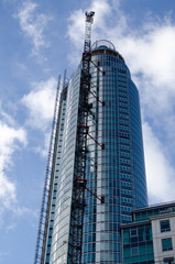 St Georges Wharf Tower, Vauxhall